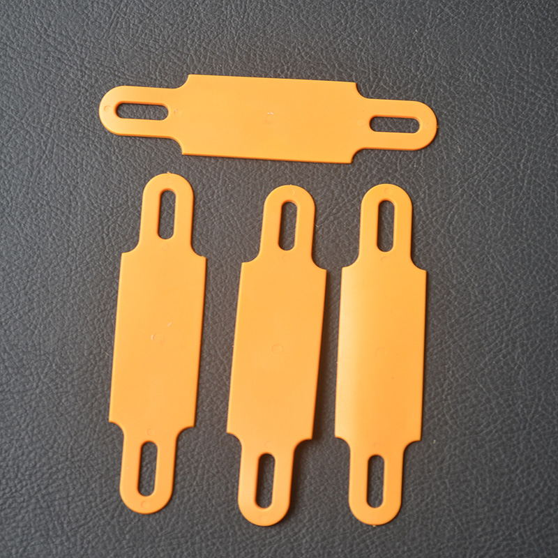 Yellow Cable Markers