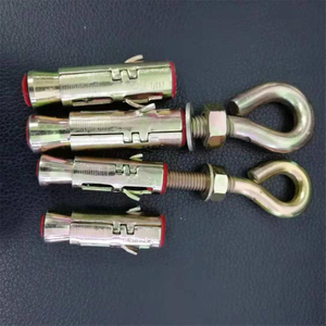 Two Segment Heavy Duty Shell Anchor Eye Bolt