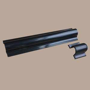 Cable Riser Guard Black