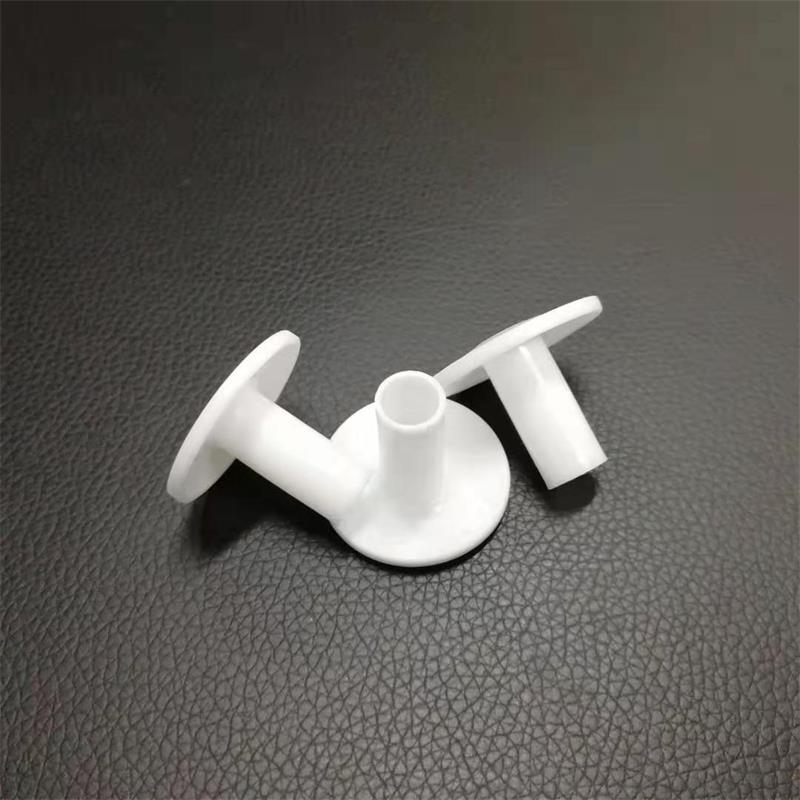 Single Cable Grommet White 10.0 mm