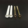 Nylon Hammer Fixings Cylinder Head White