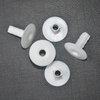 Cable Wall Bushing White 7.0 mm