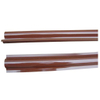 Cable U Riser Guard Brown PVC